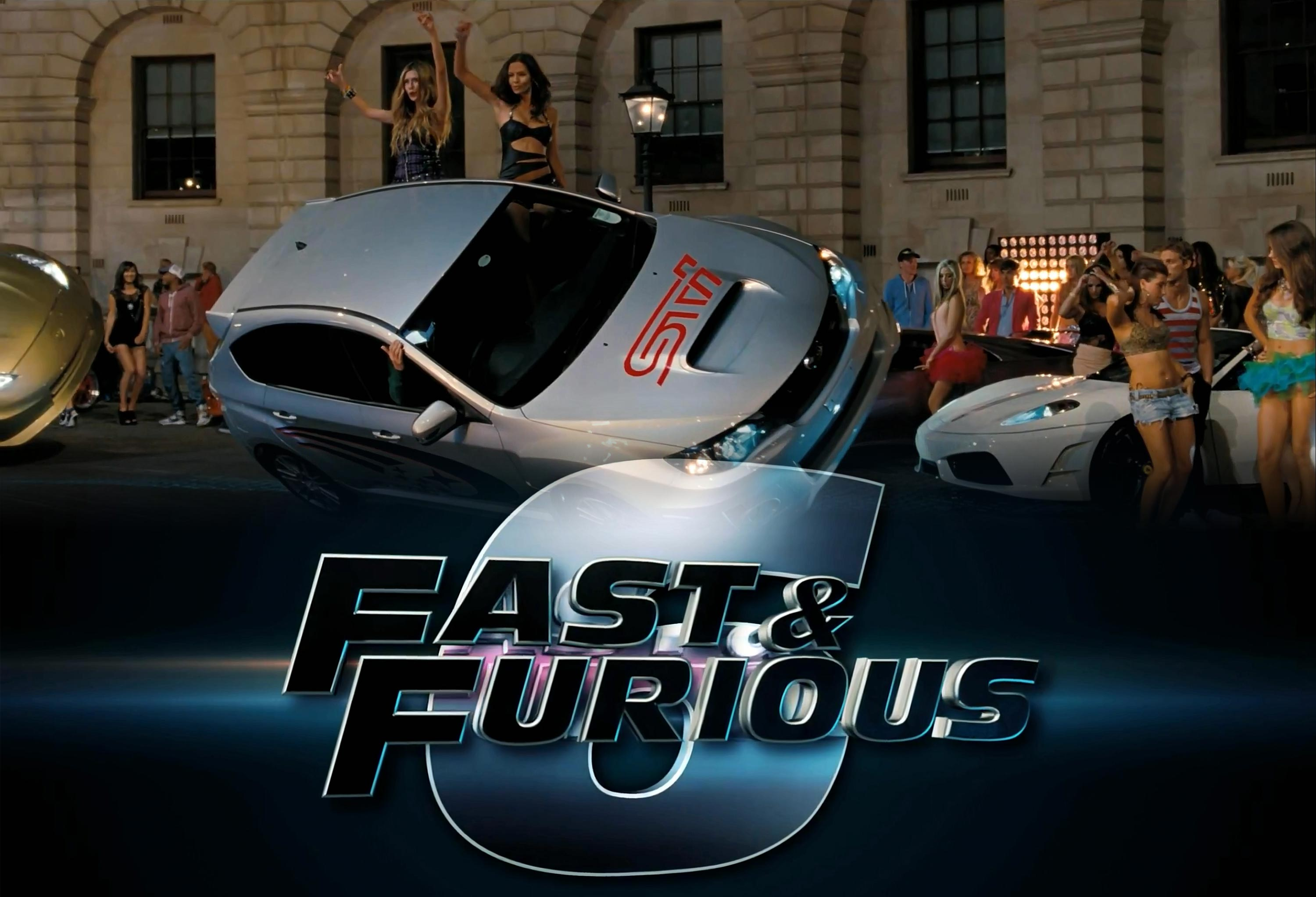 FAST AND FURIOUS 6 videos