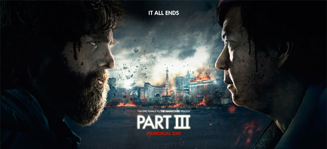The Hangover Part 3 spoilers