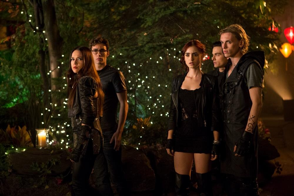 Download The Mortal Instruments: City of Bones
