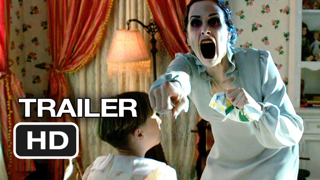HD Trailer of Insidious: Chapter 2