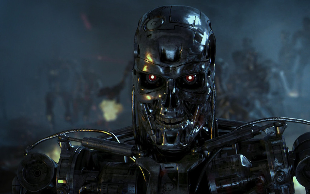 Paramount went crazy and will shoot another Terminator trilogy