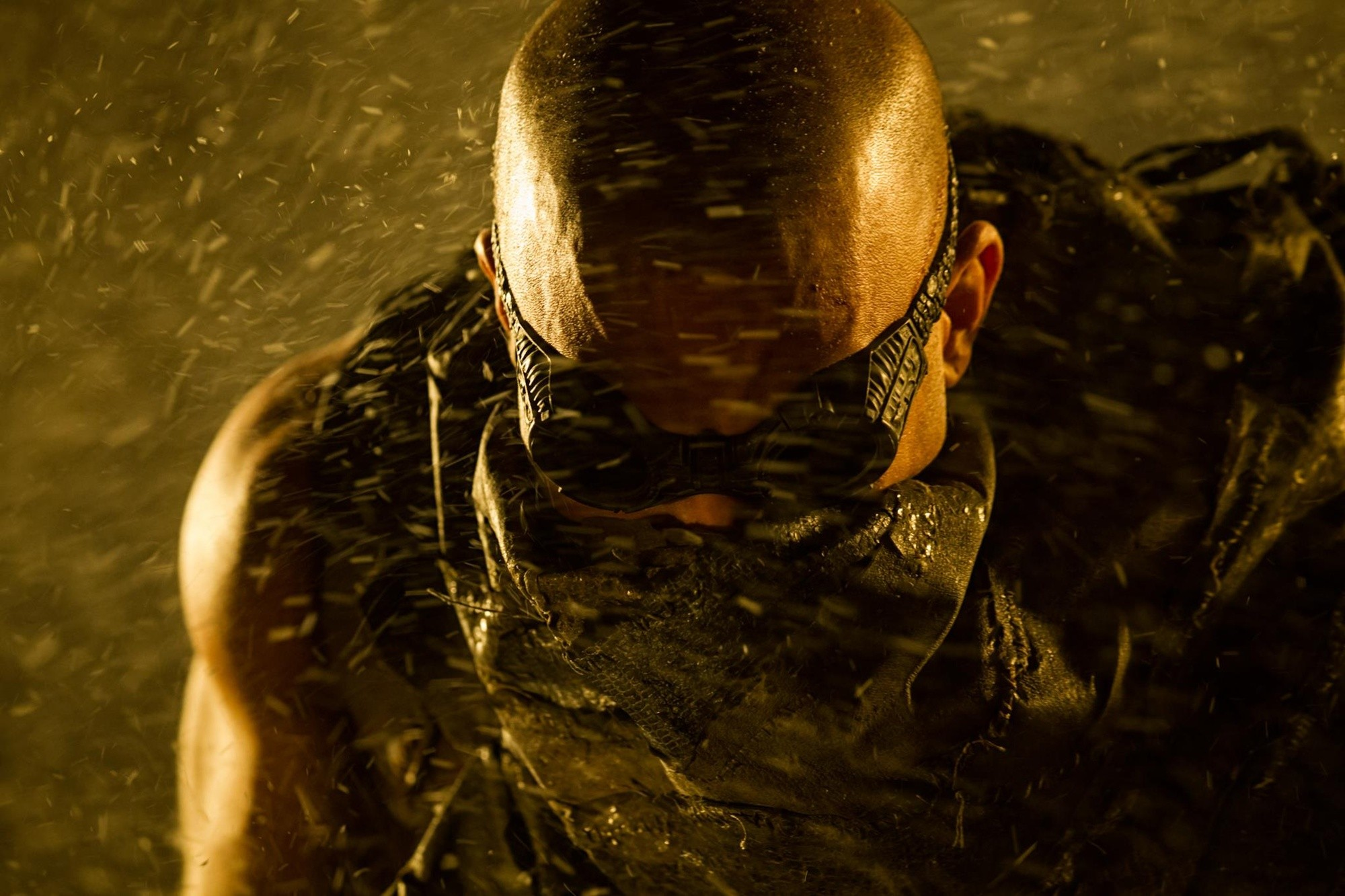 The history of Riddick
