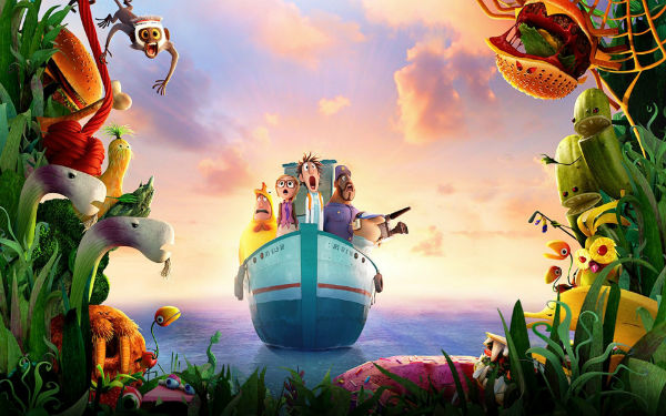 Cloudy with a Chance of Meatballs 2 full movie online