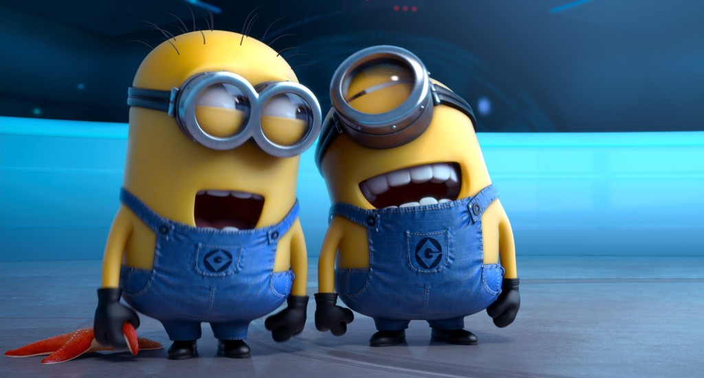 Despicable Me 2 huge box office