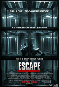 Many cells in the prison to escape from