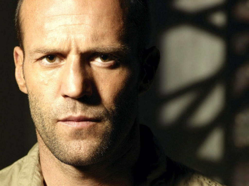 One of great pictures of Jason Statham