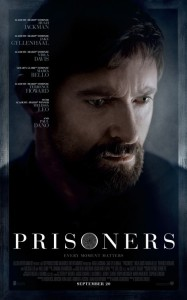 One of the posters to Prisoners movie