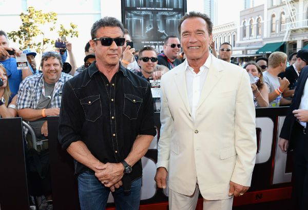 Stallone will beat Arnie in Escape Plan?