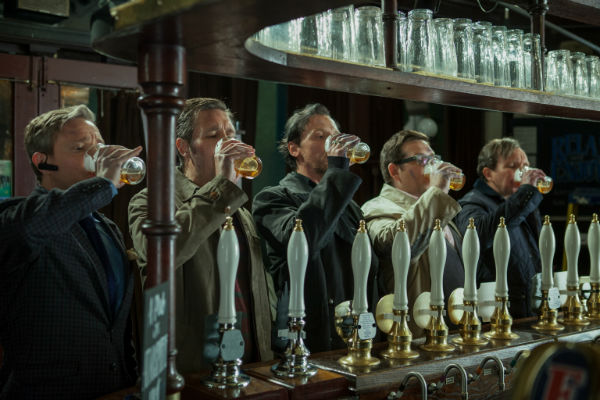 The World's End 2013 movie trailer