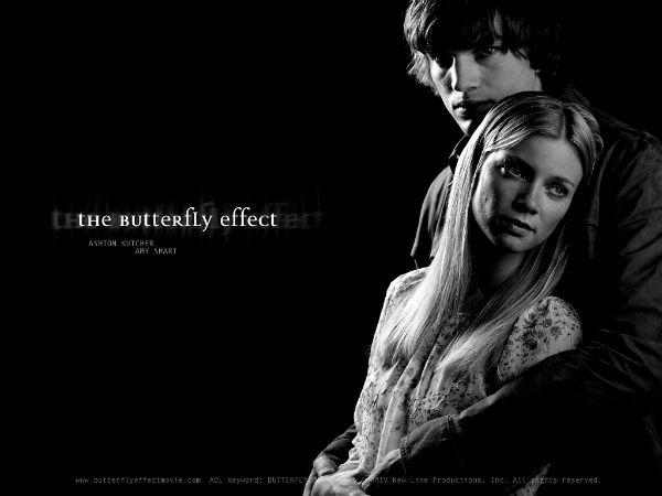 About Time and Butterfly Effect