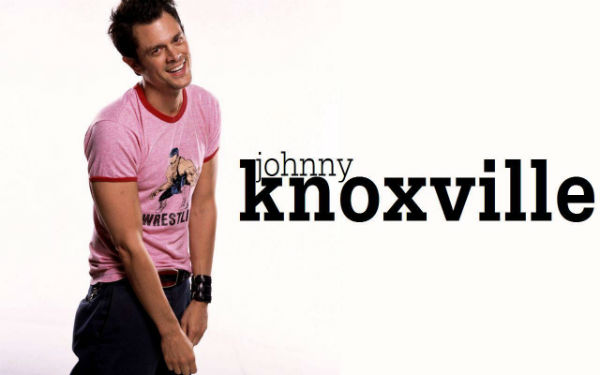Most famous actor - Johnny Knoxville!