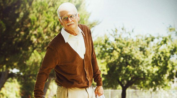 Actors from Jackass playing in the Bad Grandpa