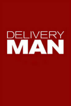 Simple poster for this Delivery Man movie