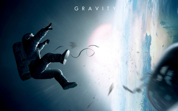 Usual Gravity 2013 poster, nothing special