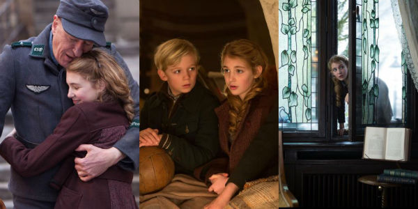 Horrors of the World War II in the Book Thief movie