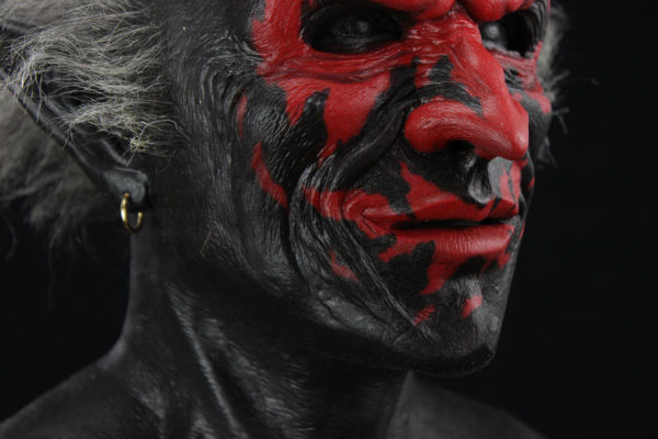 Red Demon From Insidious