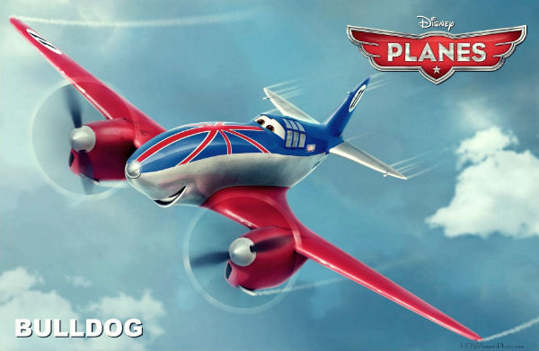 Planes 2013 cartoon review