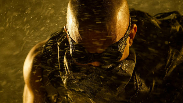 And this is a picture from Riddick 2013 movie
