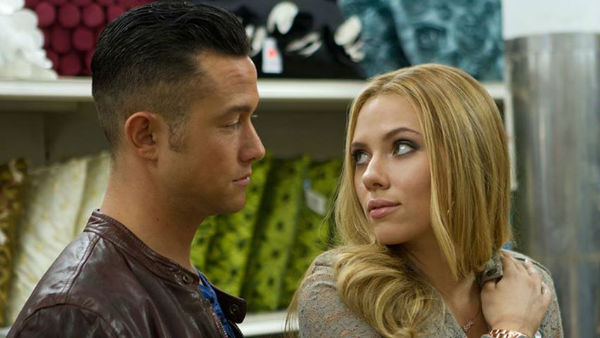 One of best tempered scenes in Don Jon 2013 movie