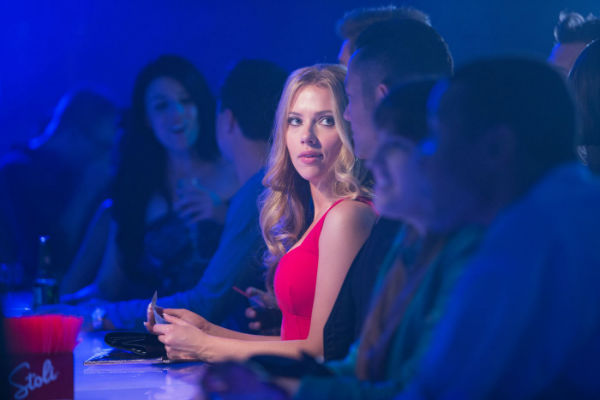 Scarlett Johansson in Don Jon movie