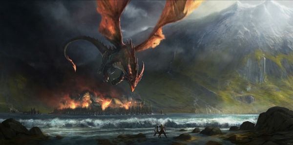 The Hobbit: The Desolation of Smaug 2013 spoilers