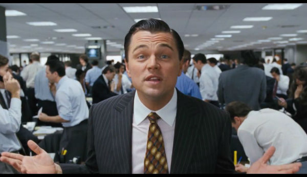 DiCaprio telling you there's nothing you can do