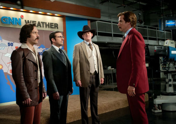 Anchorman: The Legend Continues spoilers
