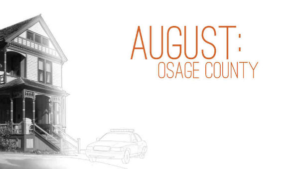 Poster of this August: Osage County 2014 movie