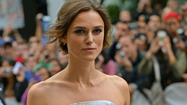 Keira Knightley is really pretty