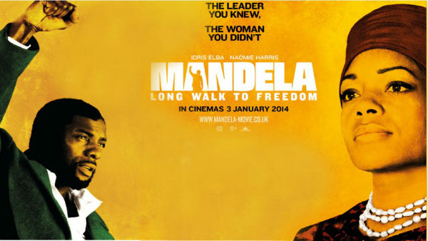Poster of this hillarious Mandela 2013 movie
