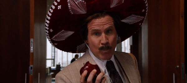 Do you want a mexican apple?
