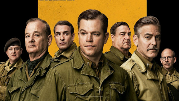 One of the greatest posters of The Monuments Men 2013