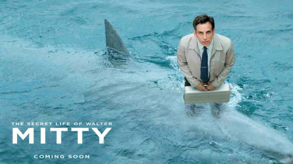 One of the most amazing posters of the Secret Life of Walter Mitty movie