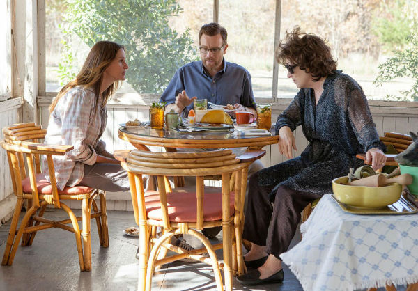 August: Osage County movie (2013) fantastic spoilers