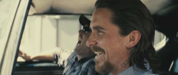 Christian Bale's brutality in Out of Furnace
