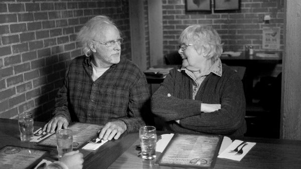 Genius play of Bruce Dern in Nebraska movie