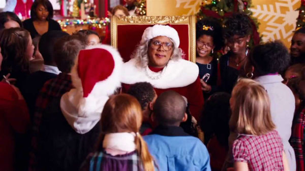 Holiday traditions in A Madea Christmas