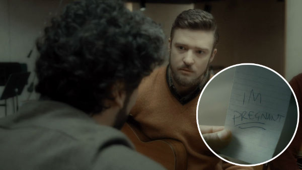 Justin Timberlake in Inside Llewyn Davis movie