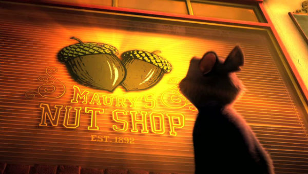 Just watch this - it's nut shop!