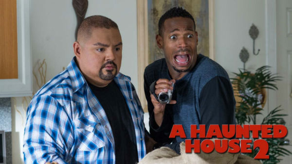 One of the posters for this A Haunted House 2 2014 movie