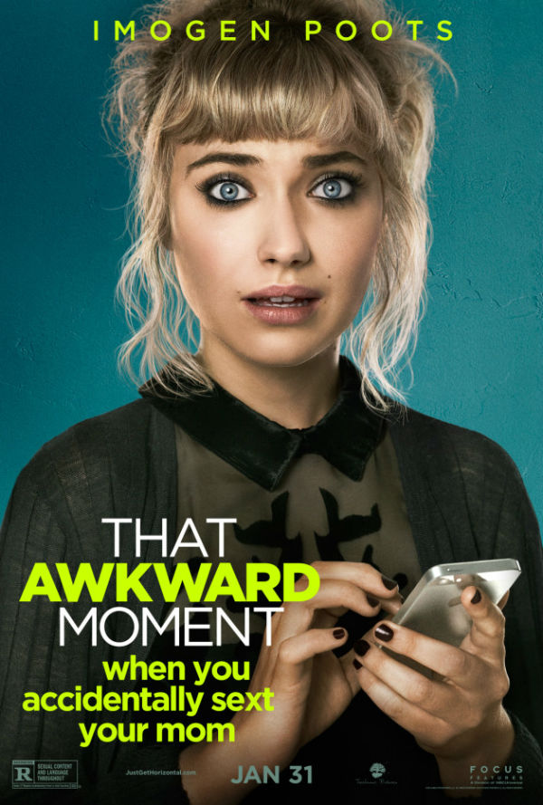 Poster of this new That Awkward Moment 2014 movie