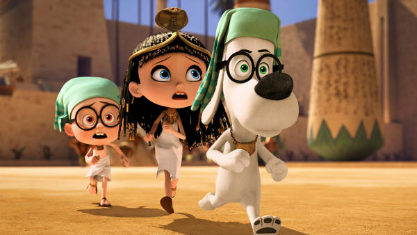 Mr. Peabody & Sherman 2014 torrent