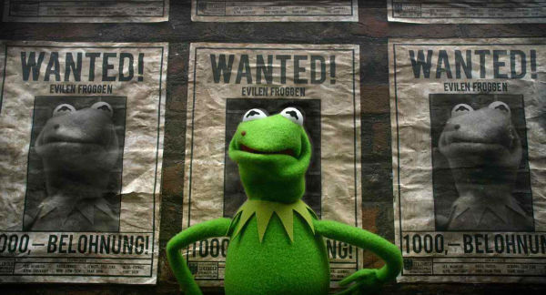 If you want to be most wanted Muppet - be him!